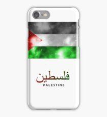 Palestine Pride Galaxy Design iPhone Case/Skin