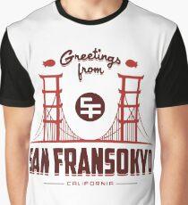 Big Hero 6: San Fransokyo Graphic T-Shirt