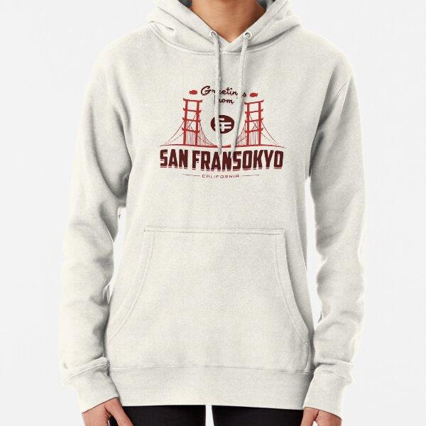 Big Hero 6: San Fransokyo Pullover Hoodie