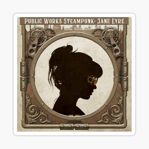 PWS: Jane Eyre Sticker