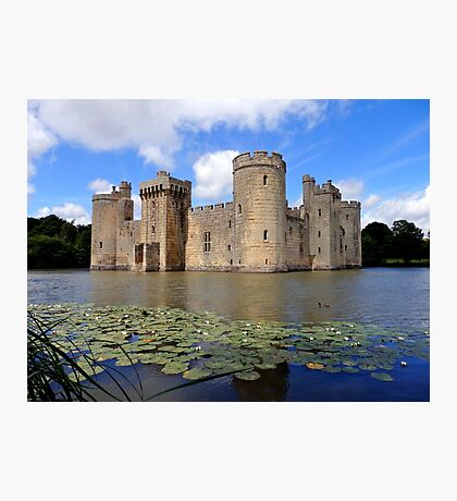 Bodiam Castle, Sussex Photographic Print
