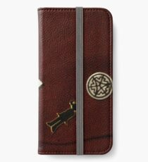 The Red Coat iPhone Wallet/Case/Skin