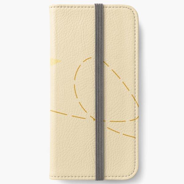 Paper Planes iPhone Wallet
