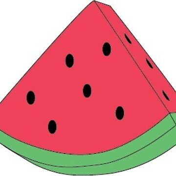 Wassermelone von -vickiarg