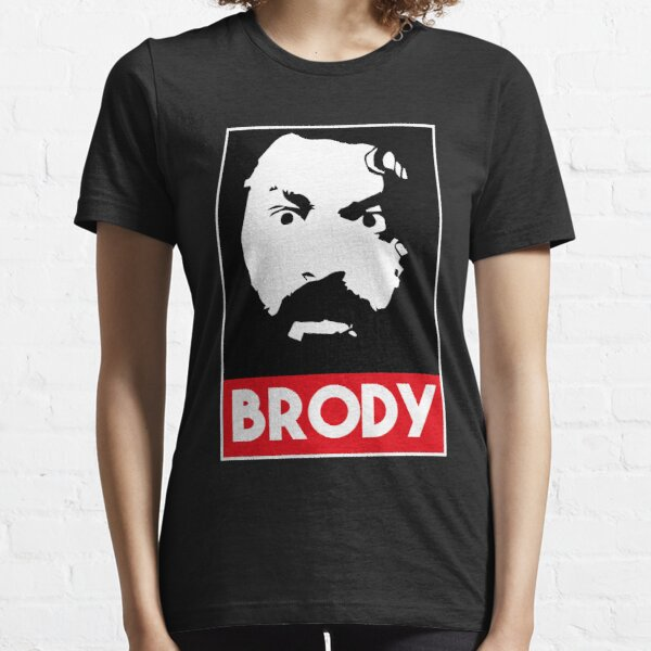 Bruiser Wrestler Wrestling Legend Beast Champions Brody TH T-Shirt Essential T-Shirt