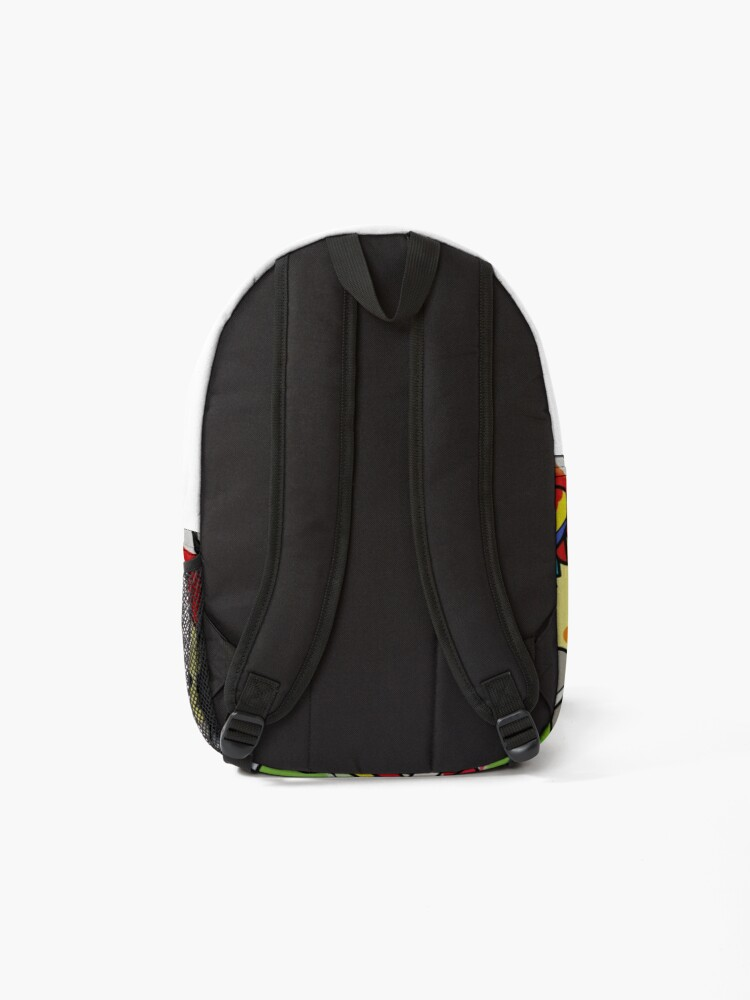 Alternate view of Too Many Birds! Bird Squad 1 Backpack