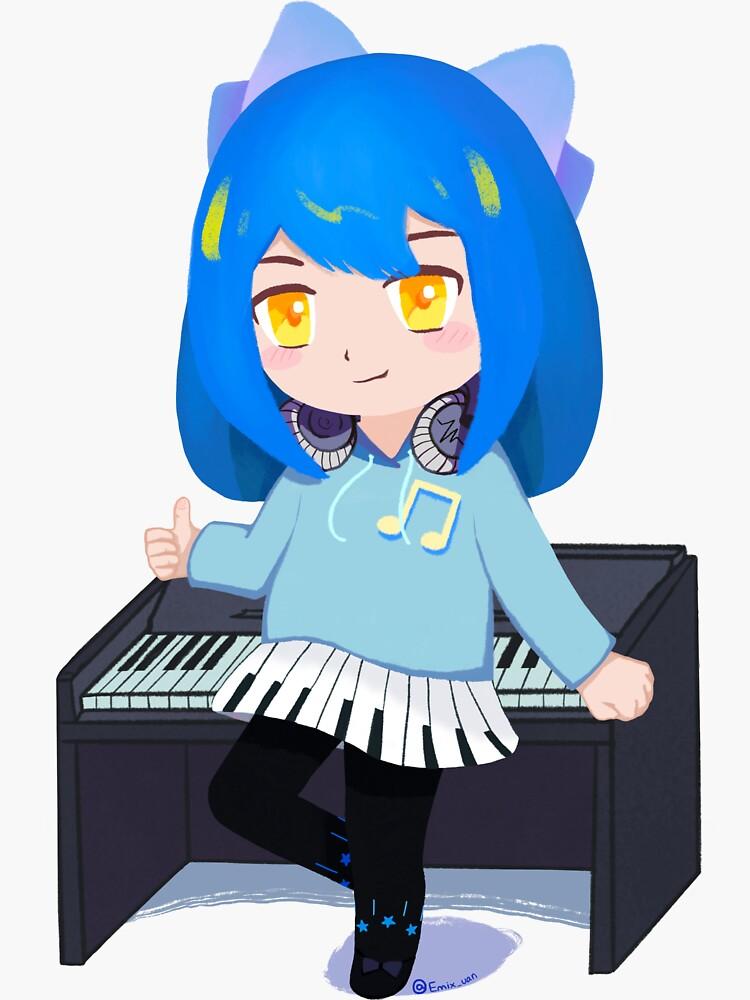 Piano Annie by uwanimusic