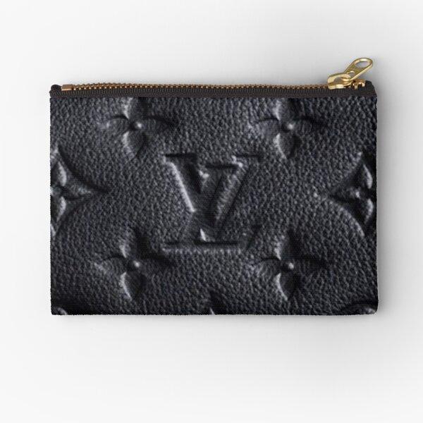 Louis V Fashion Paris Zipper Pouch