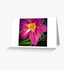 Flower 30 Greeting Card