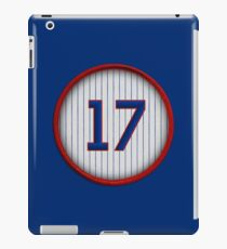 17 - Bryant/Gracie iPad Case/Skin