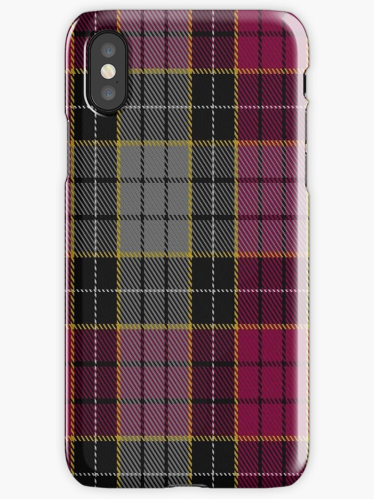 02075 Greg Wells, Red Tartan  by Detnecs2013