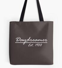 """Adele """"Daydreamer Est. 1988"""" Tote Bag"""