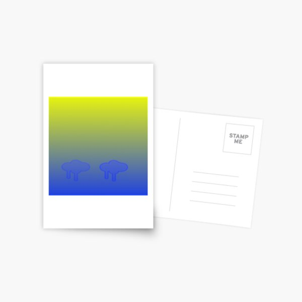 Mollen Postkarte