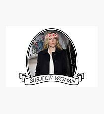 Gillian Anderson: Stella Gibson Series Photographic Print