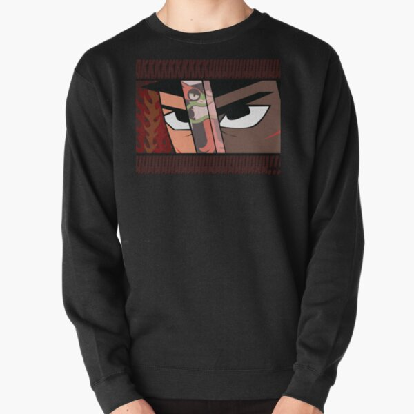 A Samurai named Jack Pullover Sweatshirt