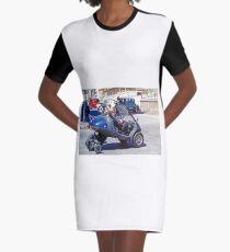Danish transport Graphic T-Shirt Dress