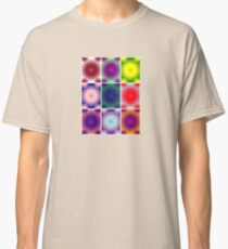 Psychedelic Circles Classic T-Shirt