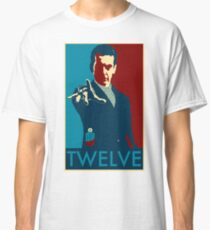 Peter Capaldi Hope Poster Classic T-Shirt