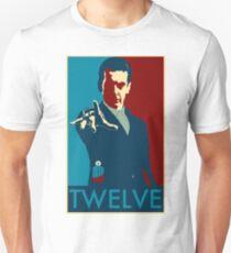 Peter Capaldi Hope Poster Unisex T-Shirt