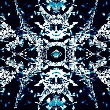 Crystal Kaleidoscope by mokacat