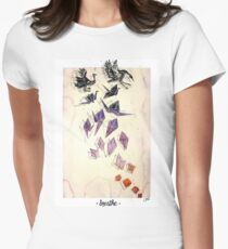 breathe Women's Fitted T-Shirt