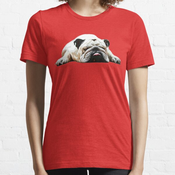 Bulldog - Funny English Bulldog Essential T-Shirt