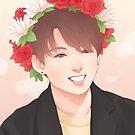 « Fleur garçon Jungkook » par xianmiu