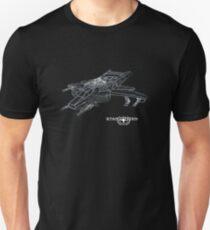 Star Citizen - Hornet Blueprint T-Shirt