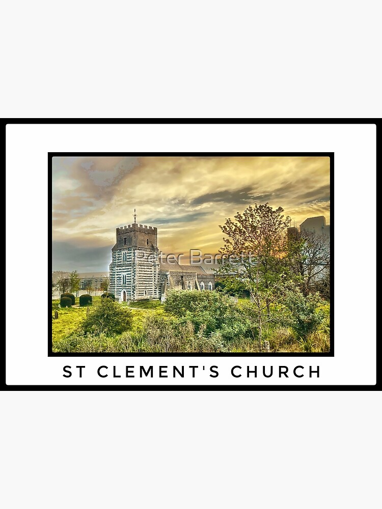 St Clements Church, West Thurrock by hartrockets