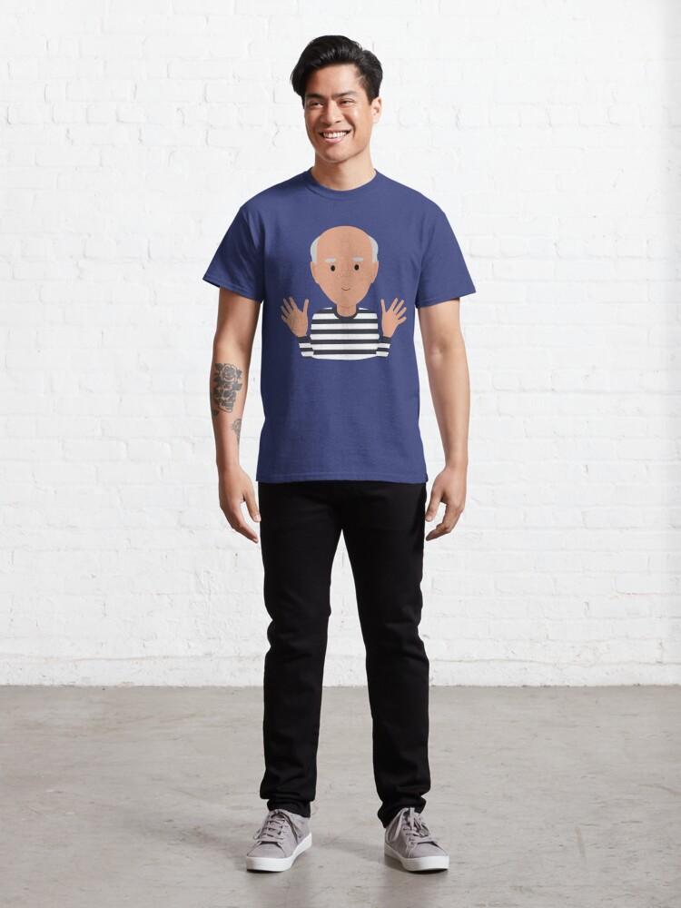 Vista alternativa de Camiseta clásica Picasso