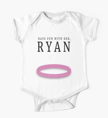 Have fun with her, Ryan (Bracelet) Kids Clothes