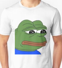 Pepe The Frog - The Original Meme Unisex T-Shirt