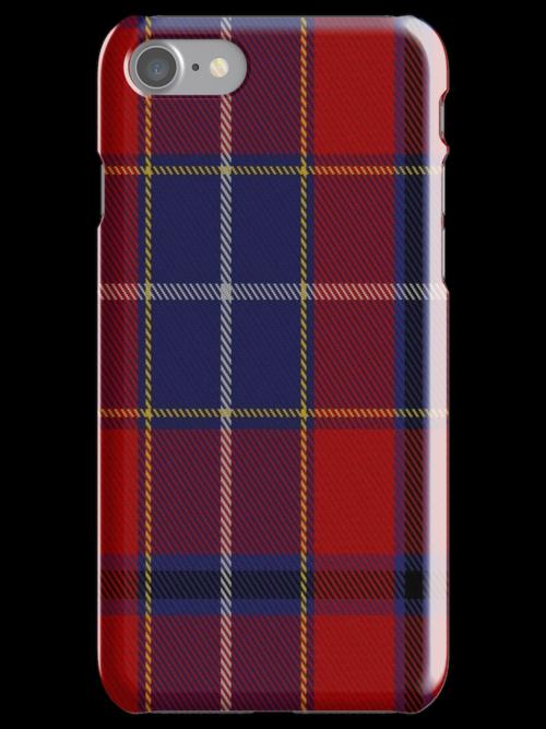 02117 Wishart Dress Clan/Family Tartan  by Detnecs2013