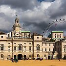 London-Horse Guard by jasminewang