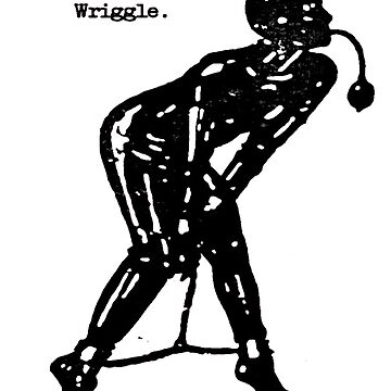 Wriggle - Clipping by Daftie