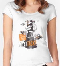 AT-ATTACK! Women's Fitted Scoop T-Shirt