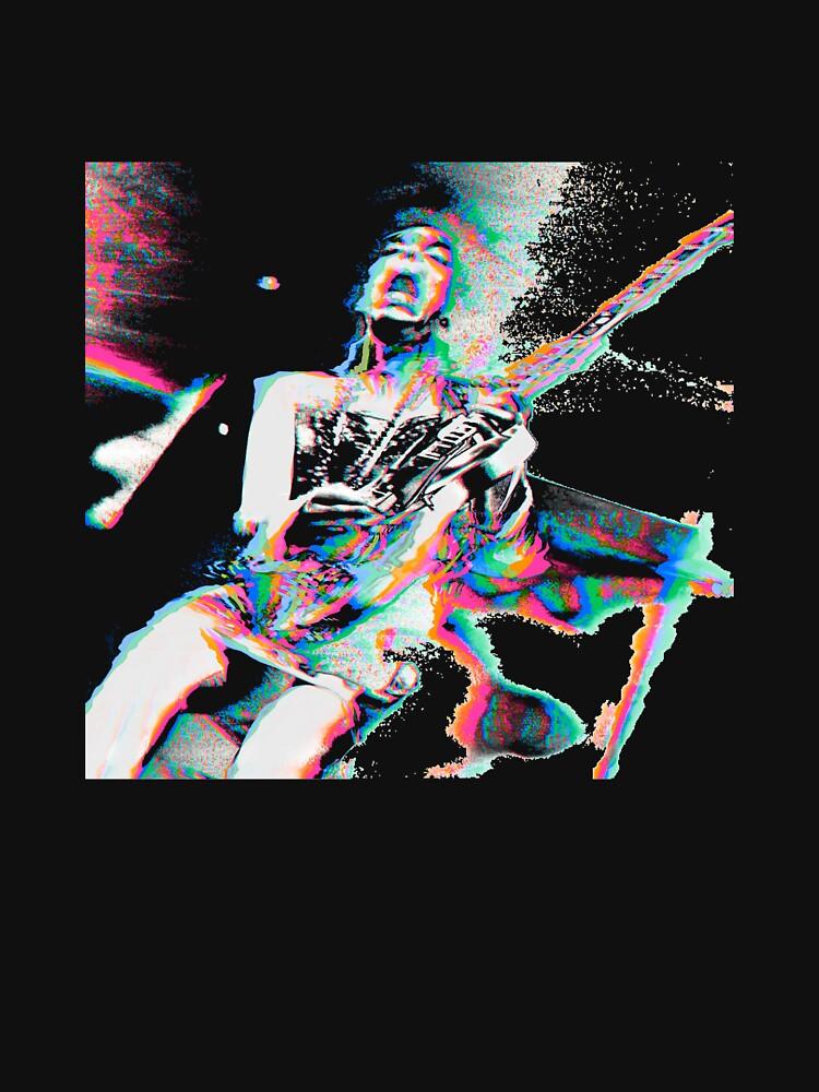 Prince - Graphic Remix by crackedanalogue