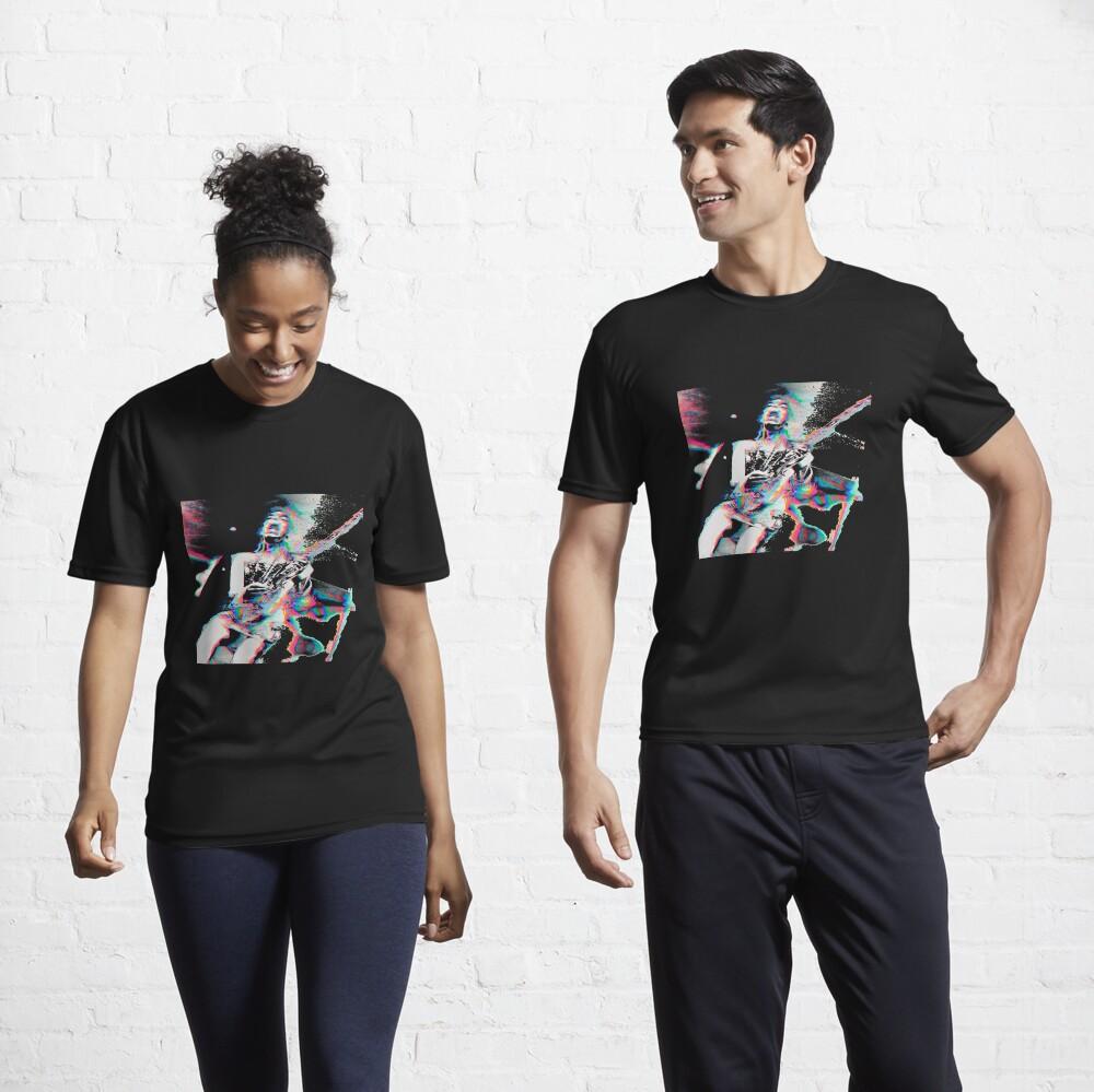 Prince - Graphic Remix Active T-Shirt