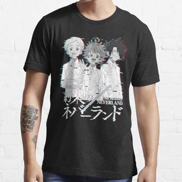 Neverland Glitch Camiseta esencial