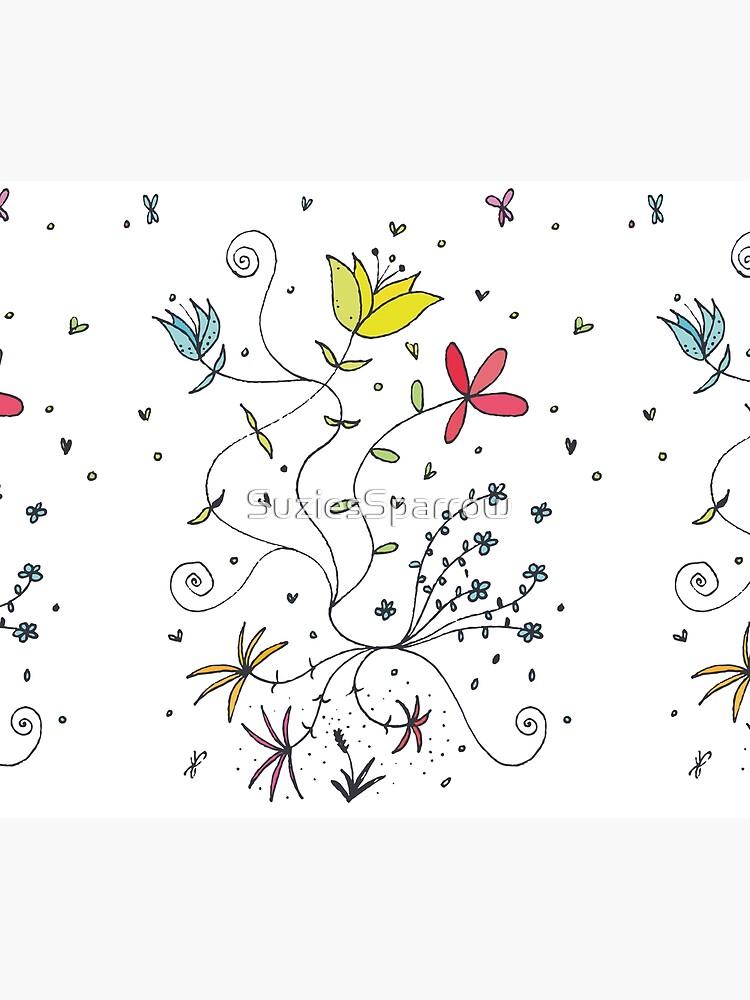 Flowerpower \ by Suzies Sparrow by SuziesSparrow