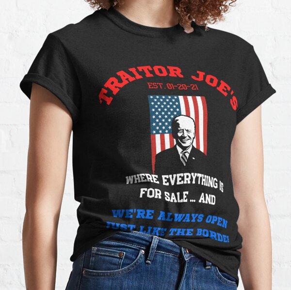 Traitor Joes   Classic T-Shirt