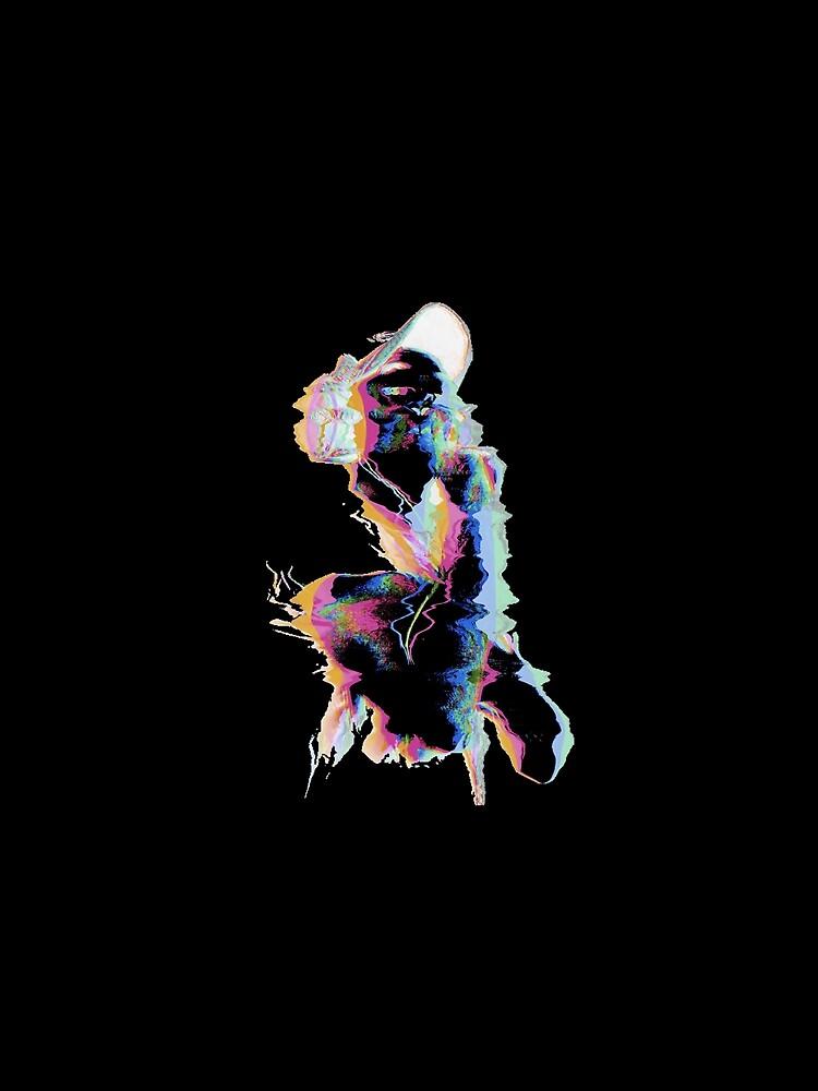 Heron - Shhh by crackedanalogue