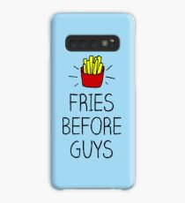fries before guys - in living color Hülle & Klebefolie für Samsung Galaxy