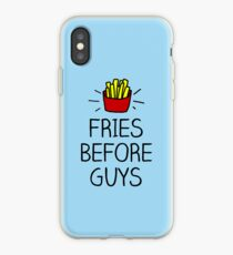 fries before guys - in living color iPhone-Hülle & Cover