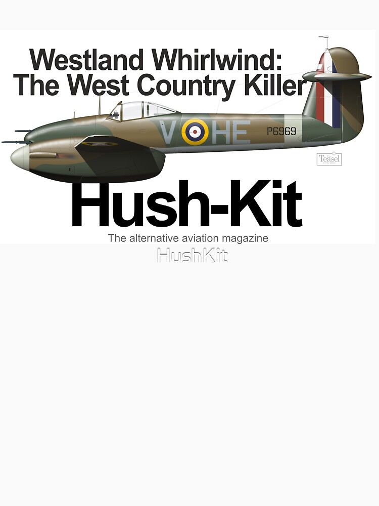 Westland Whirlwind: The West Country Killer by HushKit