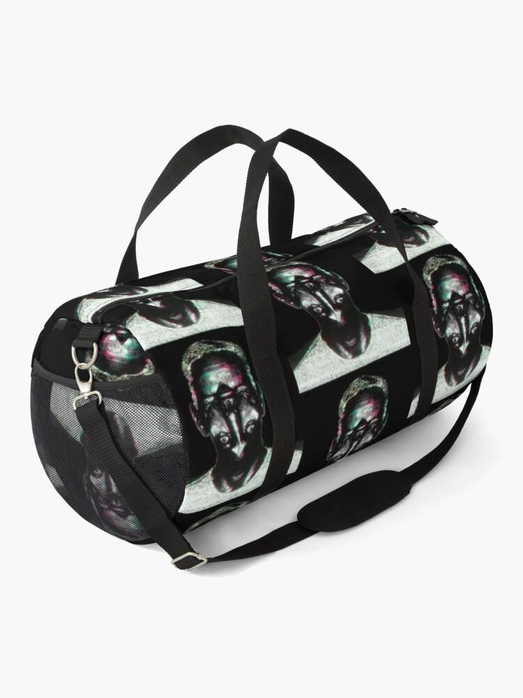 Alternate view of Heron - Diamond Face Duffle Bag