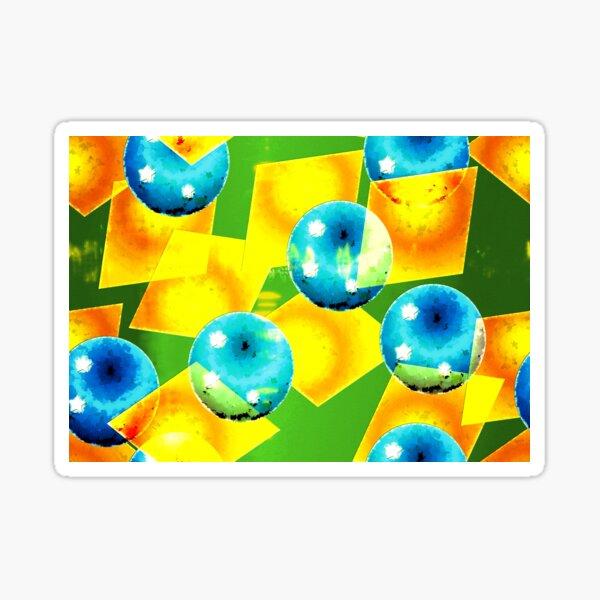 Farben Brasiliens Sticker