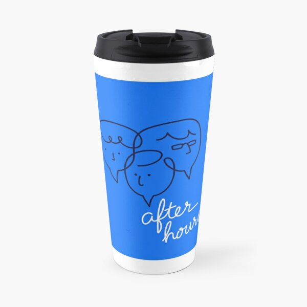 After Hours - Mugs and Water Bottles Travel Mug