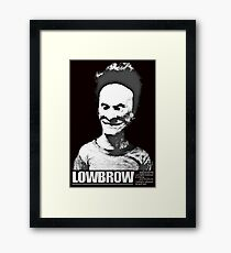 Lowbrow Bevis Framed Print
