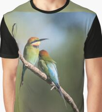 Bee Spotting Graphic T-Shirt